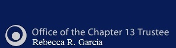 Rebecca R Garcia Chapter 13 Trustee